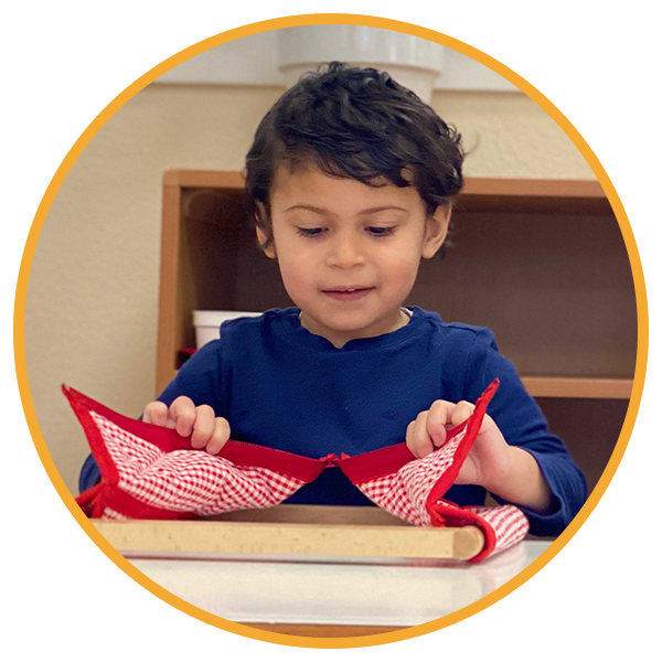 Montessori School Two-Year Old Program
